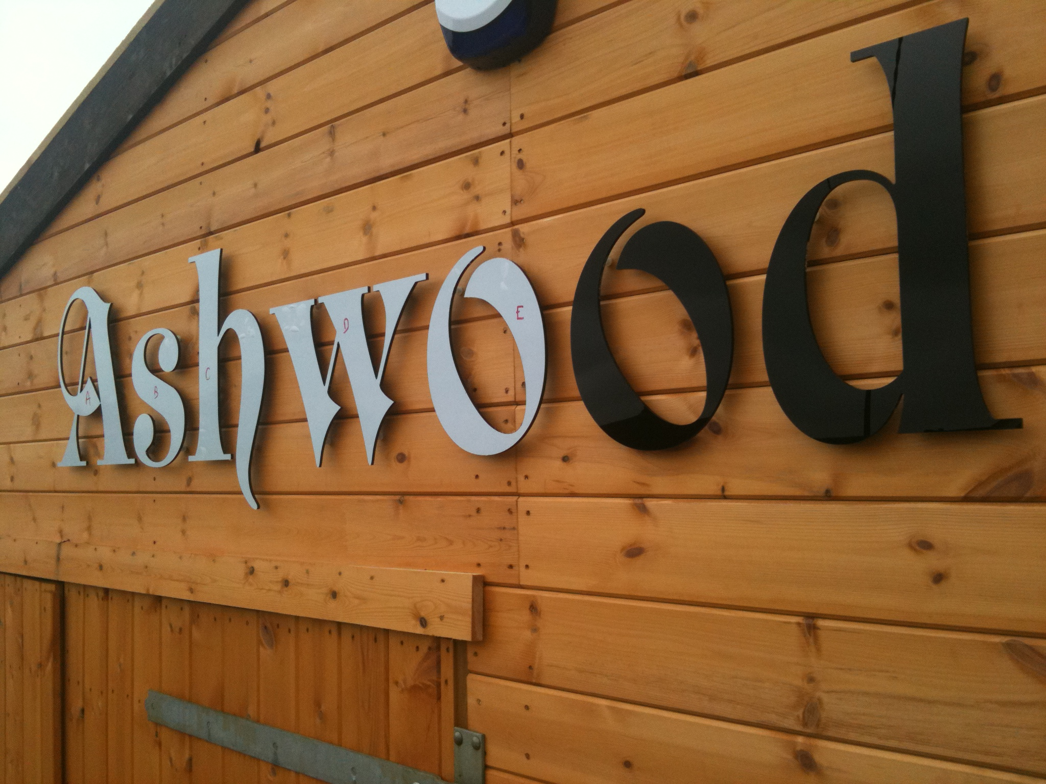 Ashwood Sign