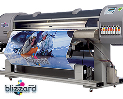 Wide Format Digital Print