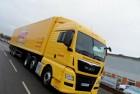 Soreen Full Lorry Wrap
