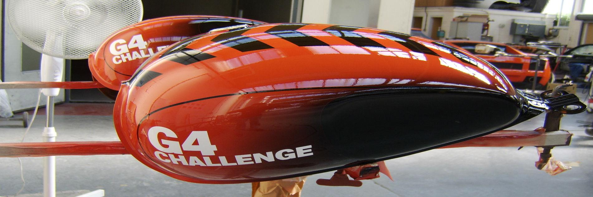 G4 Challenge (Banner)