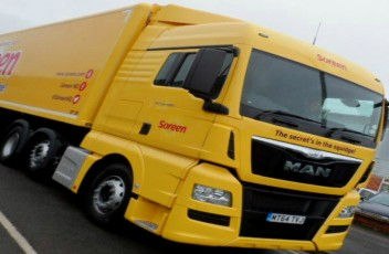 Soreen Trailer Wrap