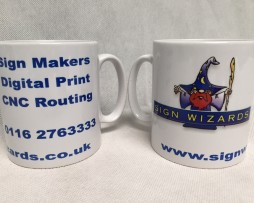 Sign Wizards Personalised Mugs