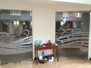 Birstal Methodist Church Etched (4)