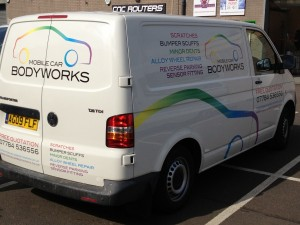 Body Works Van