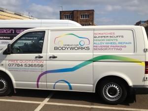 Body Works Van