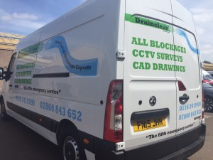 Drain Clear Van