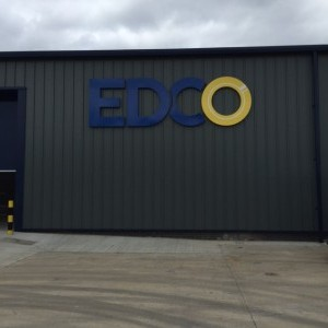 EDCO Sign