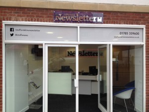 Staffordshire Newsletter