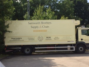 Samworth Brothers Trailer
