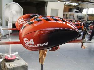G4 Challenge Tank