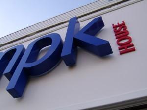 MPK House Sign